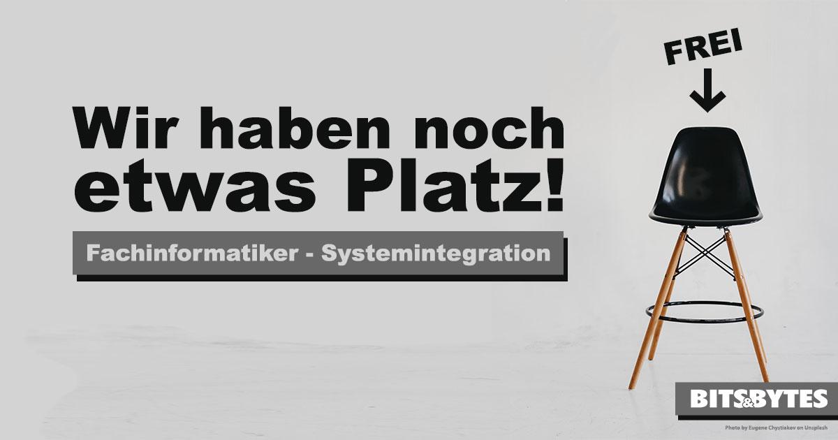 Fachinformatiker - Systemintegration